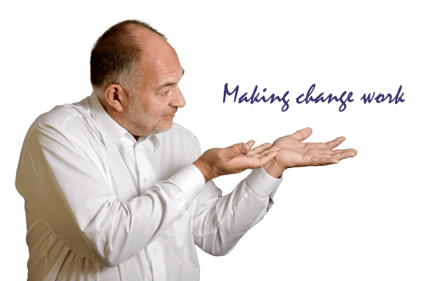 Making Change Work - Rudolf Eckmüller Consulting